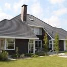 Huis van de familie Oostland - Achterzijde